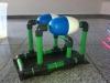 Το hydrobot με ολοκληρωμένο τον σκελετό